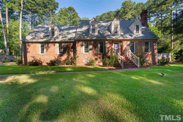 3420 Merrifield Drive, Rocky Mount, NC 27804 (#2335204) :: Triangle Top Choice Realty, LLC
