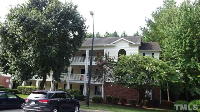 3001 Trailwood Pines Lane #303, Raleigh, NC 27603 (#2335229) :: Triangle Top Choice Realty, LLC