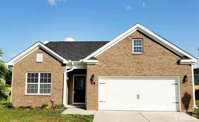 645 Rose Mallow Drive, Zebulon, NC 27597 (#2335241) :: Rachel Kendall Team