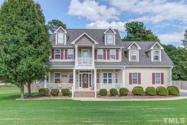 105 Belve Drive, Garner, NC 27529 (#2335276) :: Triangle Top Choice Realty, LLC