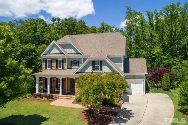 204 Wedge Porr Court, Apex, NC 27539 (#2335303) :: Realty World Signature Properties