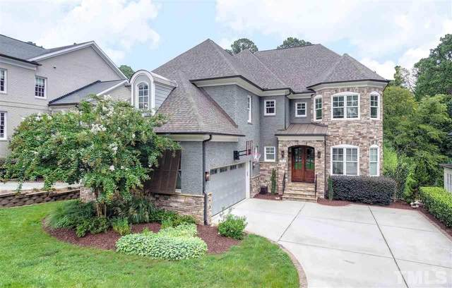 3516 Rock Creek Drive, Raleigh, NC 27609 (#2335315) :: Classic Carolina Realty