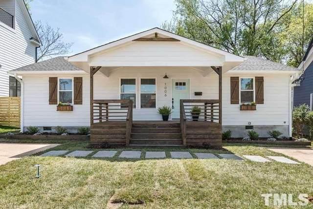 1006 E Martin Street, Raleigh, NC 27601 (#2335319) :: Triangle Top Choice Realty, LLC