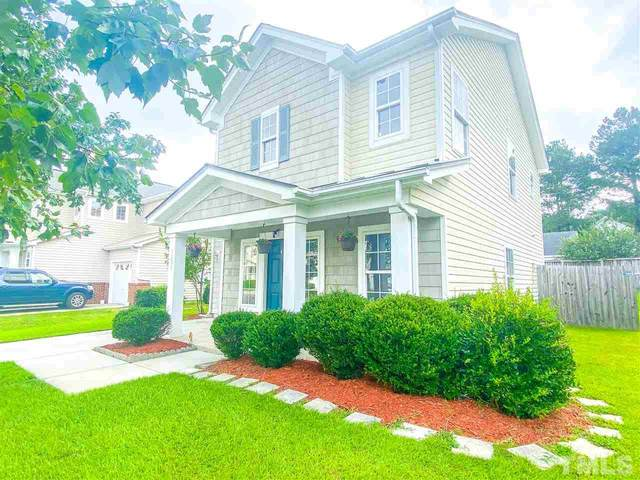 1205 Rutledge Landing Drive, Knightdale, NC 27545 (#2335328) :: RE/MAX Real Estate Service