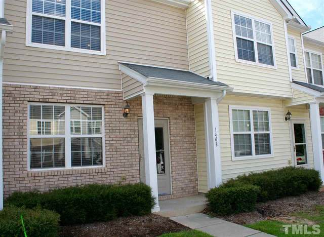 1408 Oxleymare Drive, Raleigh, NC 27610 (#2335339) :: Triangle Top Choice Realty, LLC