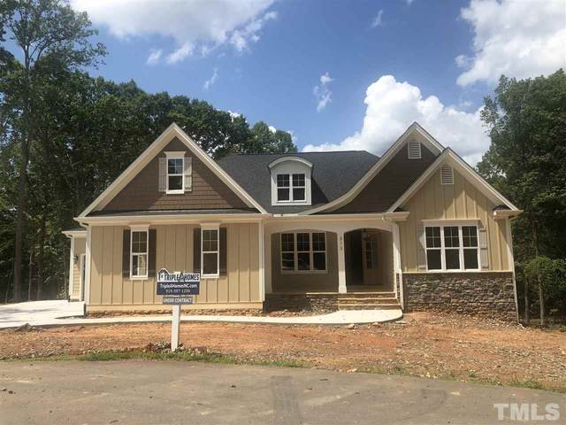 313 E Antebellum Drive #41, Pittsboro, NC 27312 (#2335346) :: Triangle Just Listed
