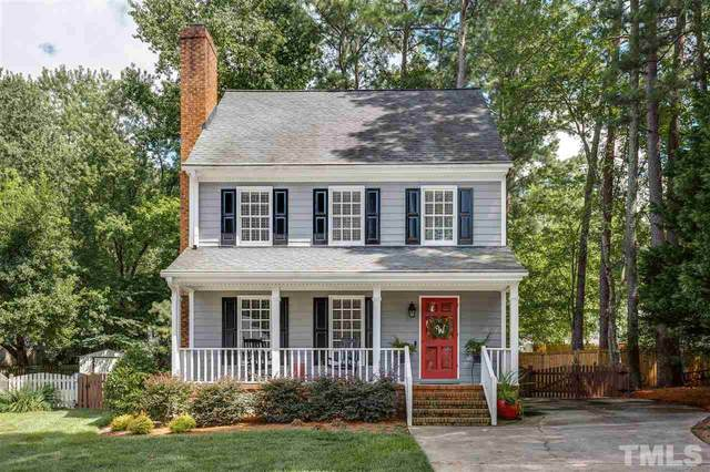 504 Maylands Avenue, Raleigh, NC 27615 (#2335355) :: Triangle Top Choice Realty, LLC