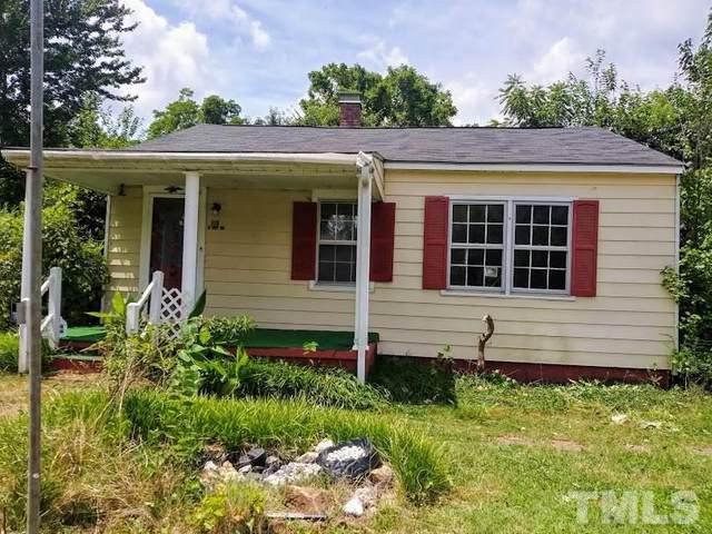 119 S Oak Street, Efland, NC 27243 (#2335358) :: Dogwood Properties