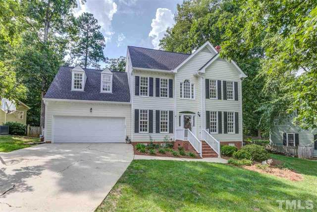 212 Custer Trail, Cary, NC 27513 (#2335385) :: Raleigh Cary Realty