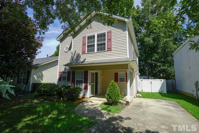 207 Sparta Lane, Apex, NC 27502 (#2335386) :: Triangle Just Listed