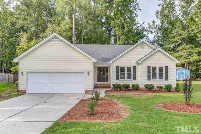 700 Sunset Drive, Fuquay Varina, NC 27526 (#2335388) :: The Perry Group