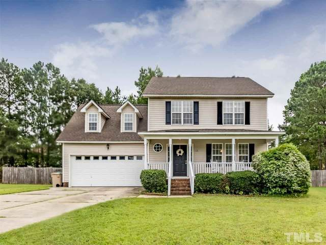 113 Crooked Branch Court, Garner, NC 27529 (#2335403) :: Dogwood Properties