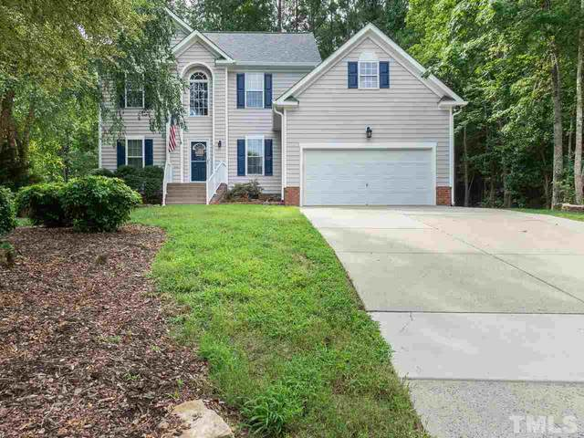 3011 Moretz Court, Apex, NC 27502 (#2335410) :: Triangle Top Choice Realty, LLC