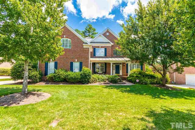 10717 Round Brook Circle, Raleigh, NC 27617 (#2335416) :: Real Estate By Design