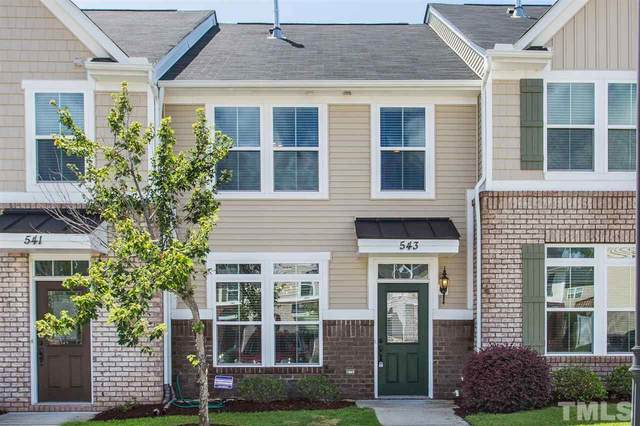 543 Berry Chase Way, Cary, NC 27519 (MLS #2335424) :: The Oceanaire Realty