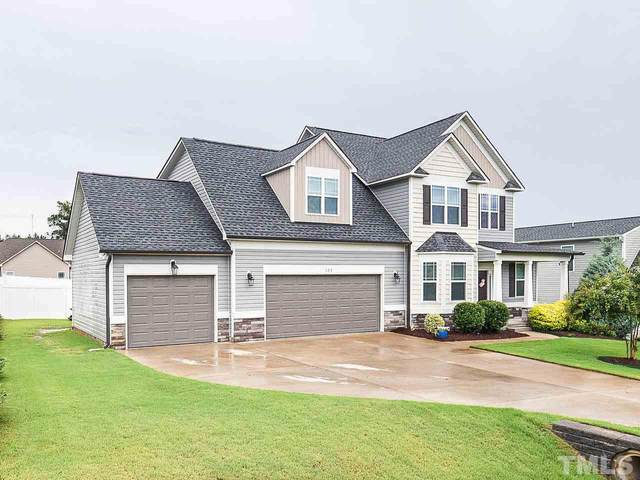 123 Kaspurr Drive, Garner, NC 27529 (#2335425) :: The Perry Group