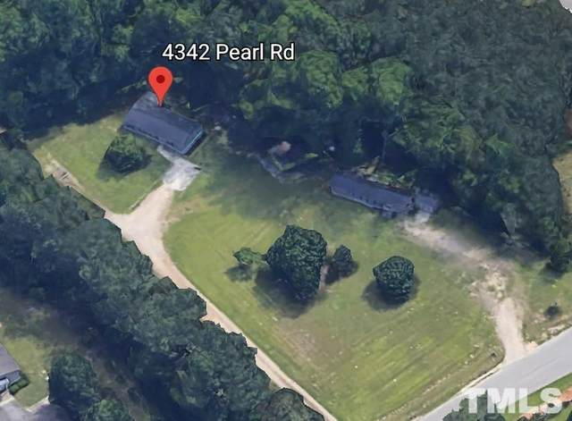 4338 Pearl Road, Raleigh, NC 27610 (#2335430) :: Spotlight Realty