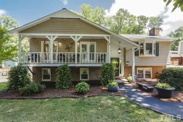 806 Roanoke Drive, Cary, NC 27513 (#2335440) :: Spotlight Realty