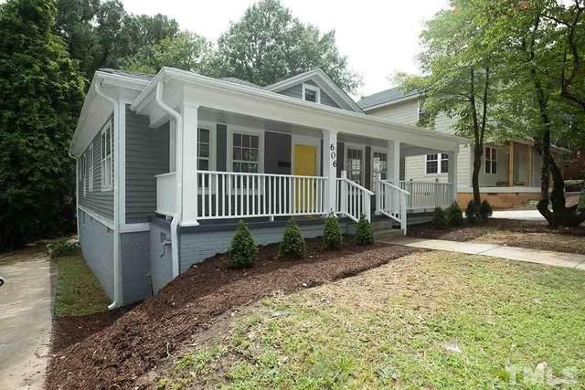 606 Dunbar Street, Durham, NC 27701 (#2335521) :: Dogwood Properties