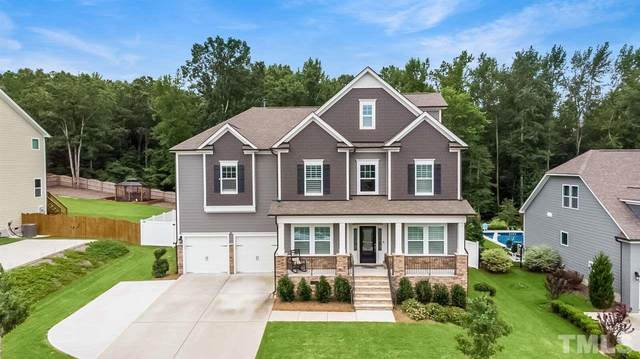 4040 Green Drake Drive, Wake Forest, NC 27587 (#2335541) :: Realty World Signature Properties