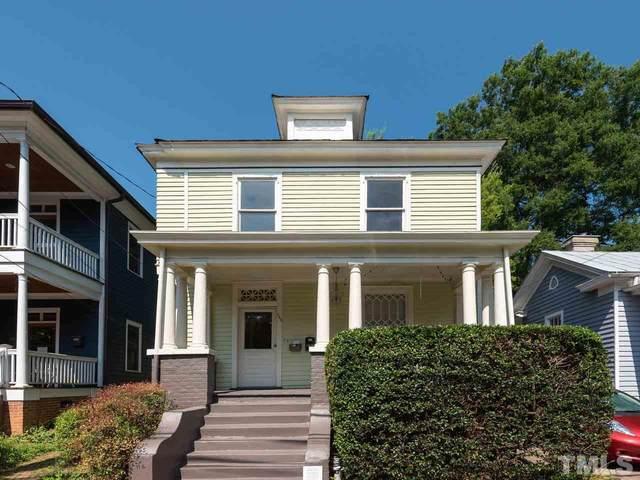 109 N Bloodworth Street, Raleigh, NC 27601 (#2335577) :: Dogwood Properties