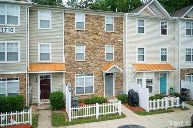 11710 Mezzanine Drive #110, Raleigh, NC 27614 (#2335585) :: Team Ruby Henderson