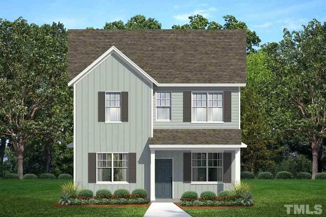 516 Haywood Glen Drive #31, Knightdale, NC 27545 (#2335587) :: Triangle Just Listed
