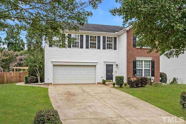 1319 Arbor Greene Drive, Garner, NC 27529 (#2335607) :: Triangle Just Listed