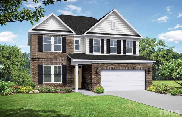 7417 Laurel Crest Drive, Wake Forest, NC 27587 (#2335614) :: Triangle Just Listed