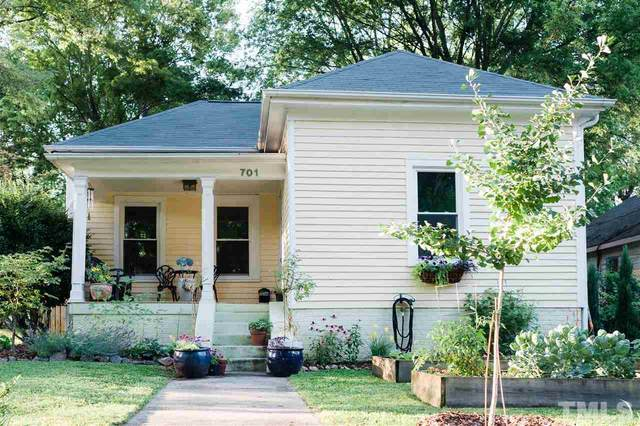 701 Holden Street, Raleigh, NC 27604 (#2335625) :: Real Estate By Design