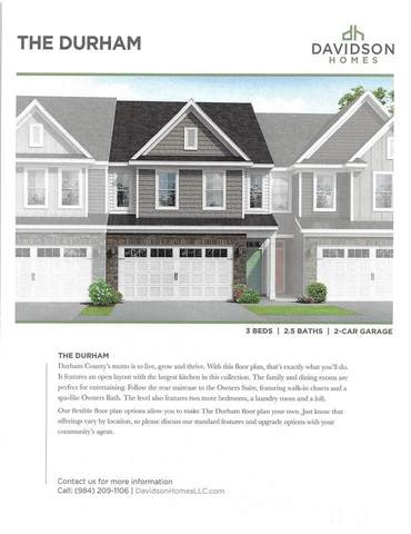 126 Orvis Drive, Holly Springs, NC 27540 (#2335638) :: Realty World Signature Properties