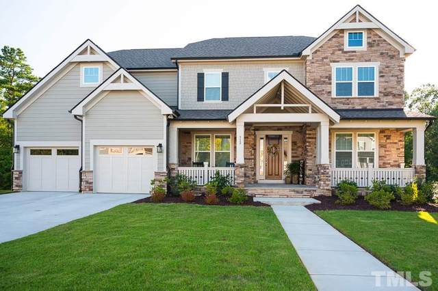 312 Sweetbriar Rose Court, Holly Springs, NC 27540 (#2335642) :: Realty World Signature Properties