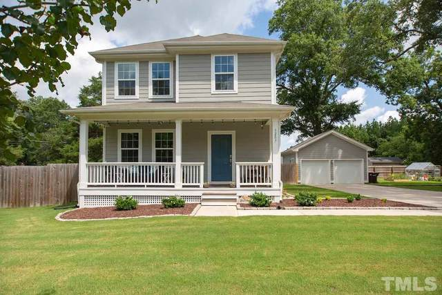 3207 Nantuckett Avenue, Durham, NC 27703 (#2335644) :: Realty World Signature Properties