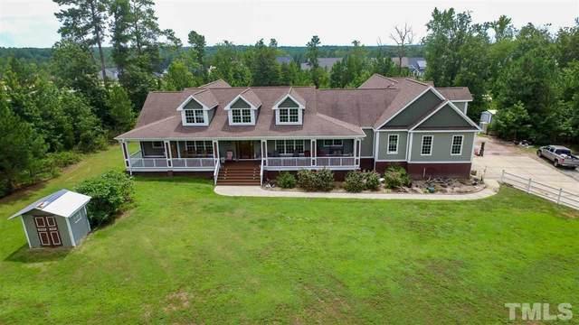 1700 Oak Grove Church Road, Wake Forest, NC 27587 (#2335647) :: Realty World Signature Properties