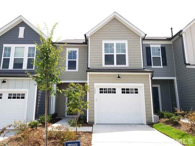 124 Pelsett Street, Durham, NC 27703 (#2335655) :: Realty World Signature Properties