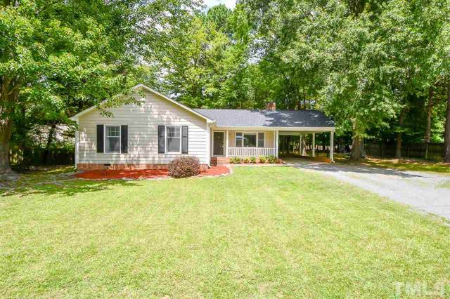 2117 E Old Oxford Road, Chapel Hill, NC 27514 (#2335677) :: Triangle Just Listed