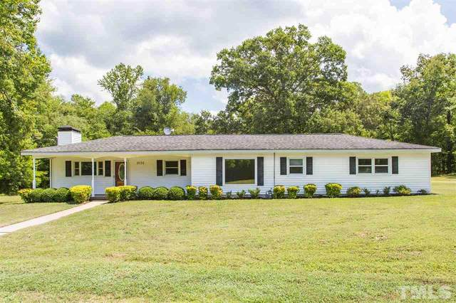 1031 Walter Bright Road, Sanford, NC 27330 (#2335680) :: Triangle Just Listed