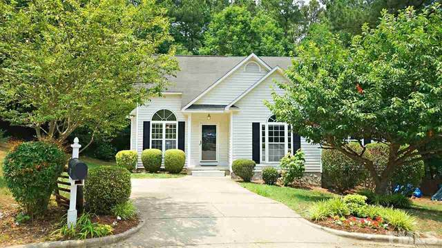 111 Sweet Tart Lane, Apex, NC 27502 (#2335684) :: The Rodney Carroll Team with Hometowne Realty
