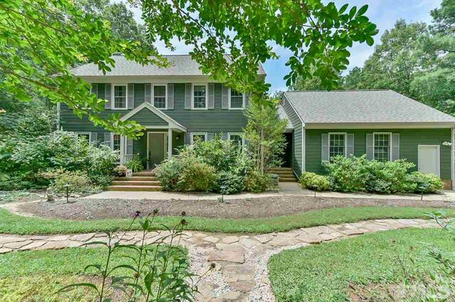 135 Deer Mountain Road, Pittsboro, NC 27312 (#2335685) :: Dogwood Properties