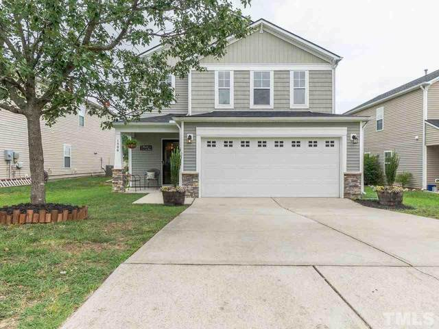 1506 Kingman Drive, Knightdale, NC 27545 (#2335686) :: Realty World Signature Properties