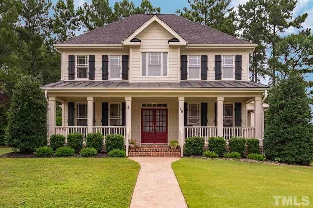 70 Skygrove Drive, Clayton, NC 27527 (#2335699) :: Realty World Signature Properties