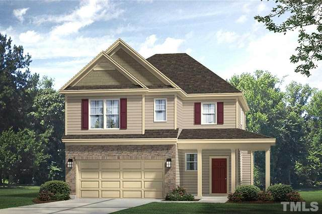 94 Pepper Lane, Garner, NC 27529 (#2335711) :: Triangle Just Listed