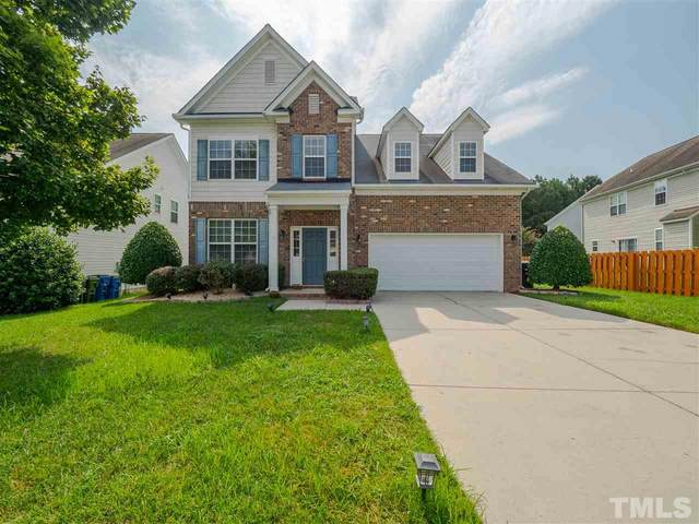 6312 Sparkling Brook Drive, Raleigh, NC 27616 (#2335716) :: Triangle Top Choice Realty, LLC
