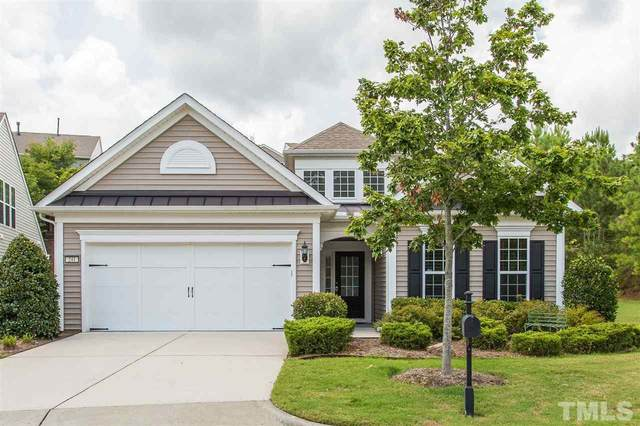 241 Elverson Place, Cary, NC 27519 (#2335753) :: Dogwood Properties