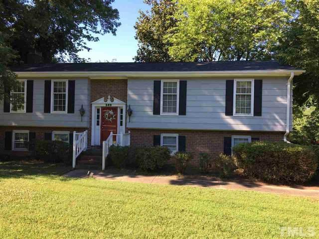 349 E Millbrook Road, Raleigh, NC 27609 (#2335760) :: Team Ruby Henderson