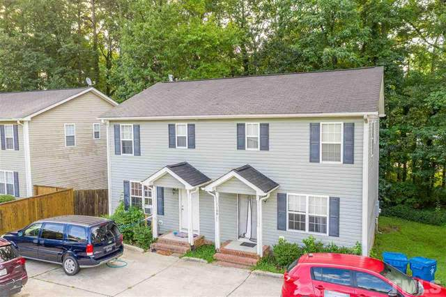 1106 E Geer Street, Durham, NC 27704 (#2335770) :: Triangle Just Listed