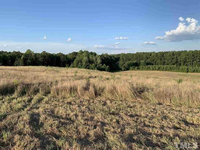 0 Bobbitt Road, Kittrell, NC 27544 (MLS #2335772) :: Elevation Realty