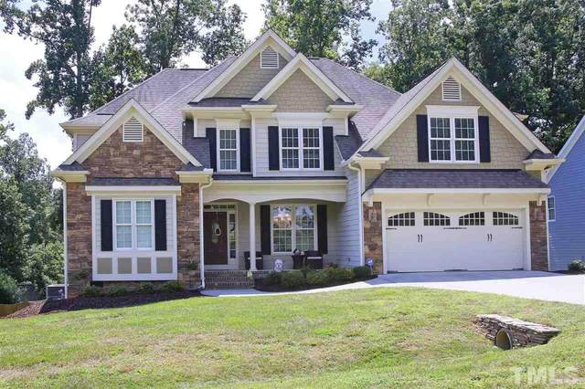 40 Brookridge Court, Pittsboro, NC 27312 (#2335783) :: Dogwood Properties