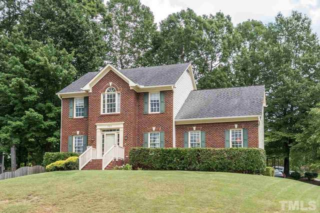 323 Stromer Drive, Cary, NC 27513 (#2335797) :: Masha Halpern Boutique Real Estate Group