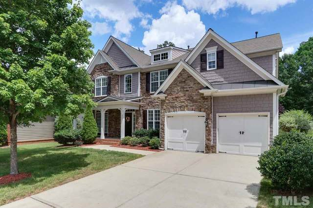 807 Huntsworth Place, Cary, NC 27513 (#2335800) :: Triangle Just Listed